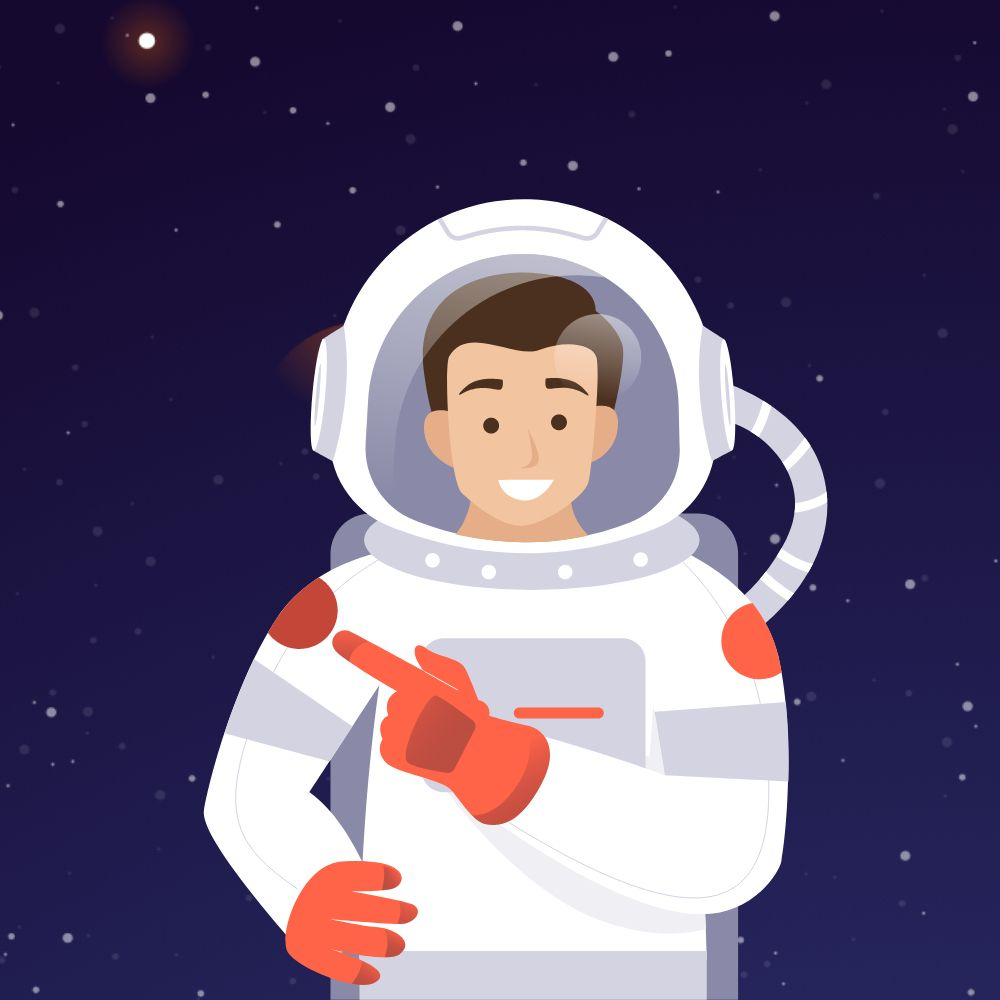 astronaut-wijzen